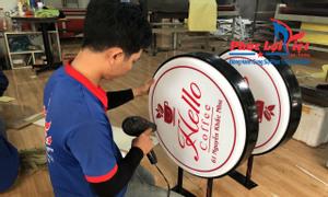 Chuyên cung cấp hộp đèn hút nổi tại Đà Nẵng