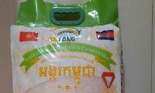 Gạo sạch hữu cơ, gạo lúa mùa đặc sản Campuchia